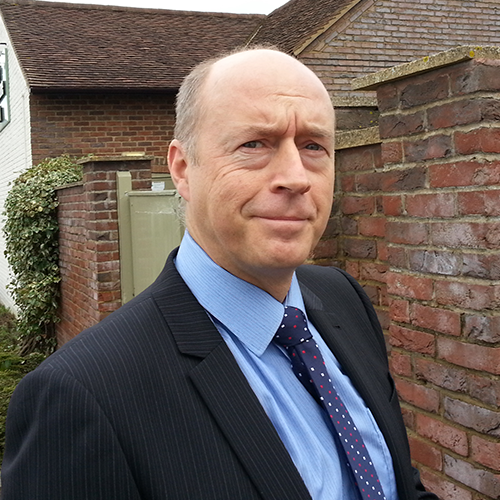 Richard Preece, Member of the Royal Institution of Chartered Surveyors